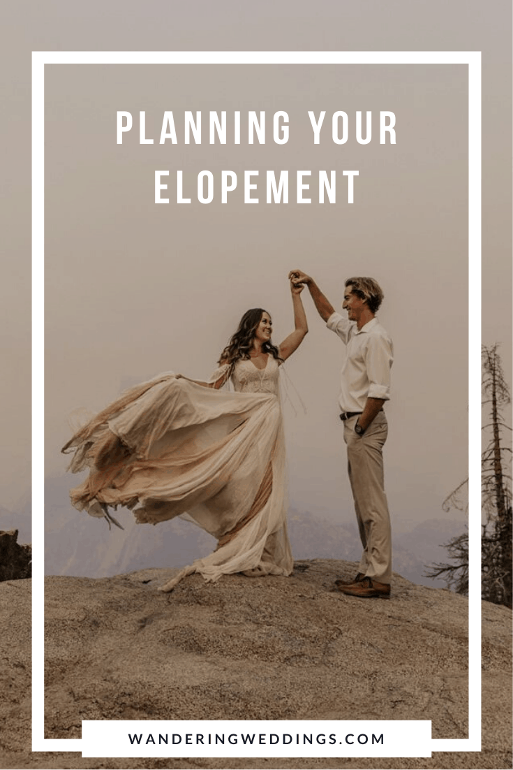 planning your elopement