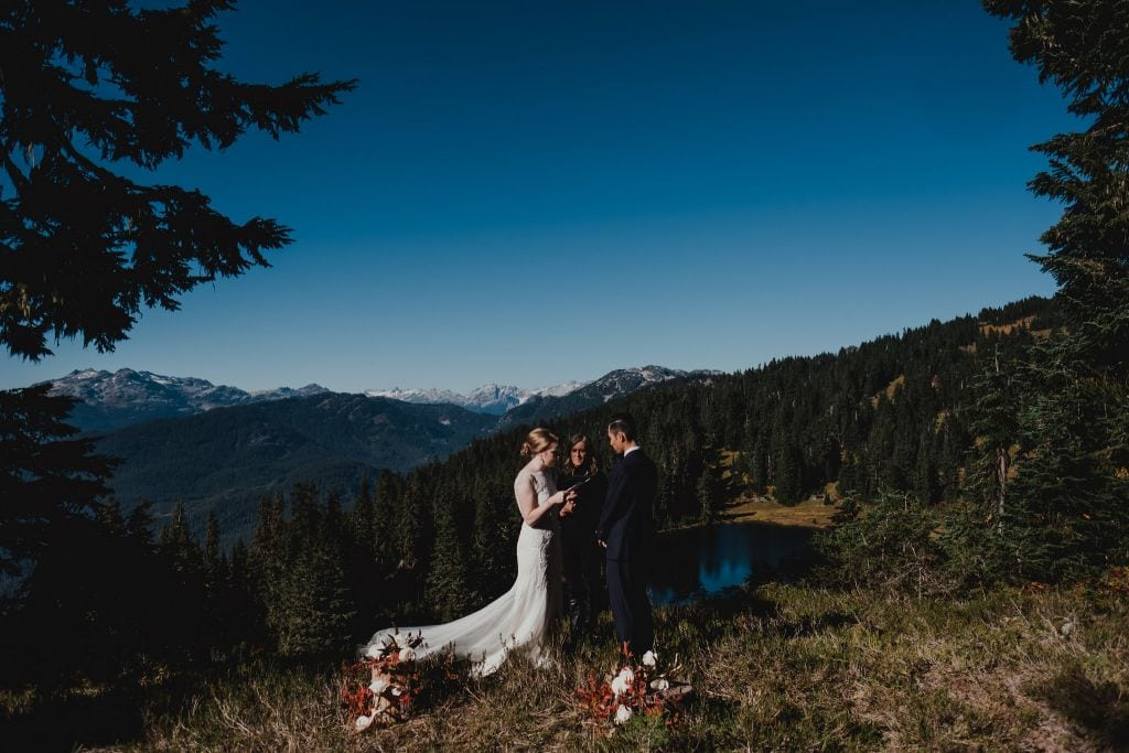 Canada elopement location photography