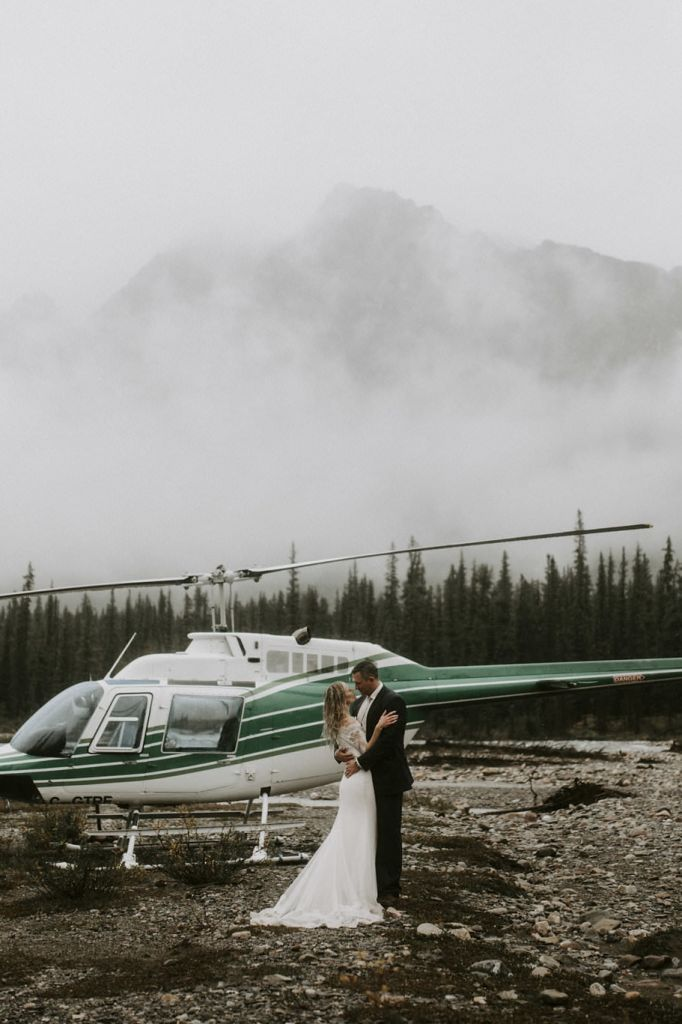 Gorgeous, Woodsy Wedding Session in the Canadian Rocky Mountains | Aleesha & Scott