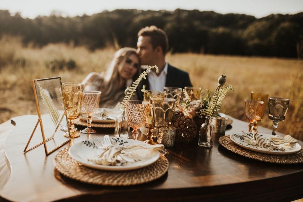 midwest boho elopement sunset wedding holland michigan