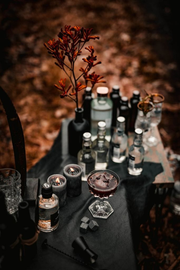 Fall Autumn Boho Elopement Wedding Germany