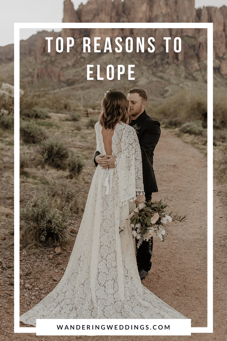 reasons to elope