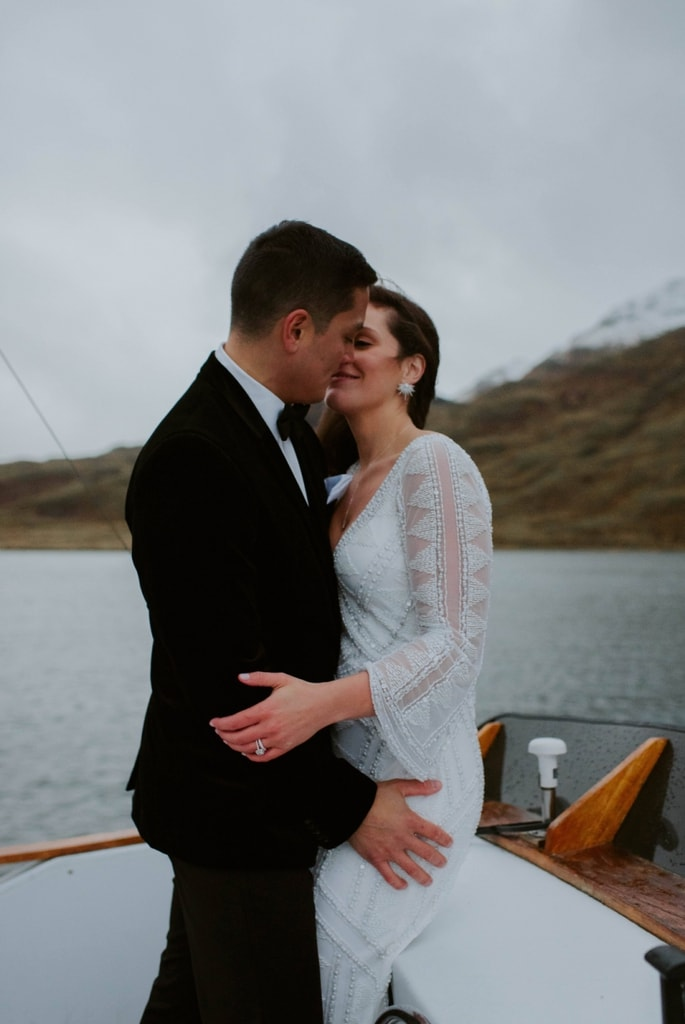 unalaska alaska intimate wedding elopement