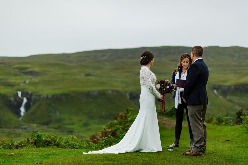 wedding traditions in Scotland