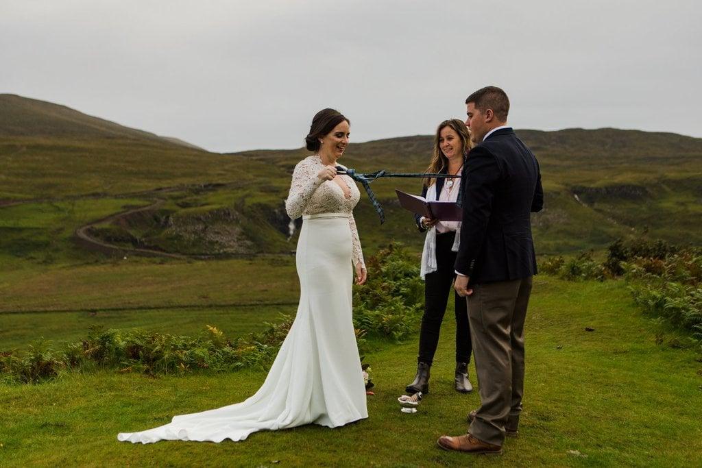 Isle of Skye ceremony tradtiions