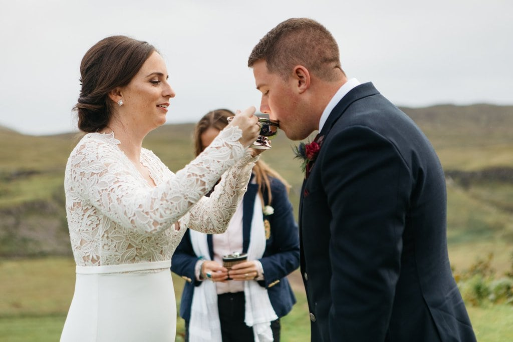 drinking to elopement marriage