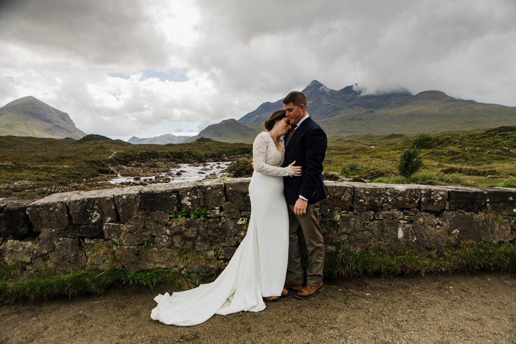 Scotland elopement photos