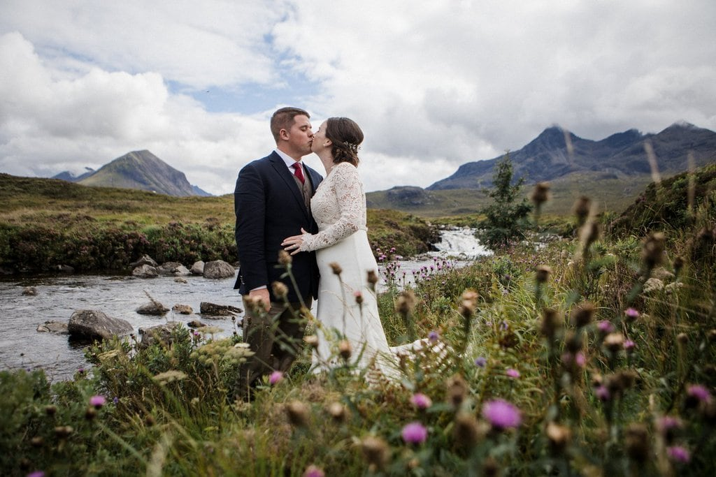 elopement photography in scotland