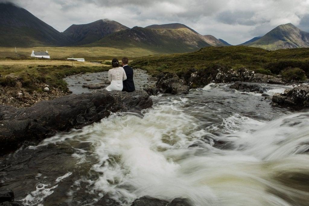 elopement adventure in Scotland