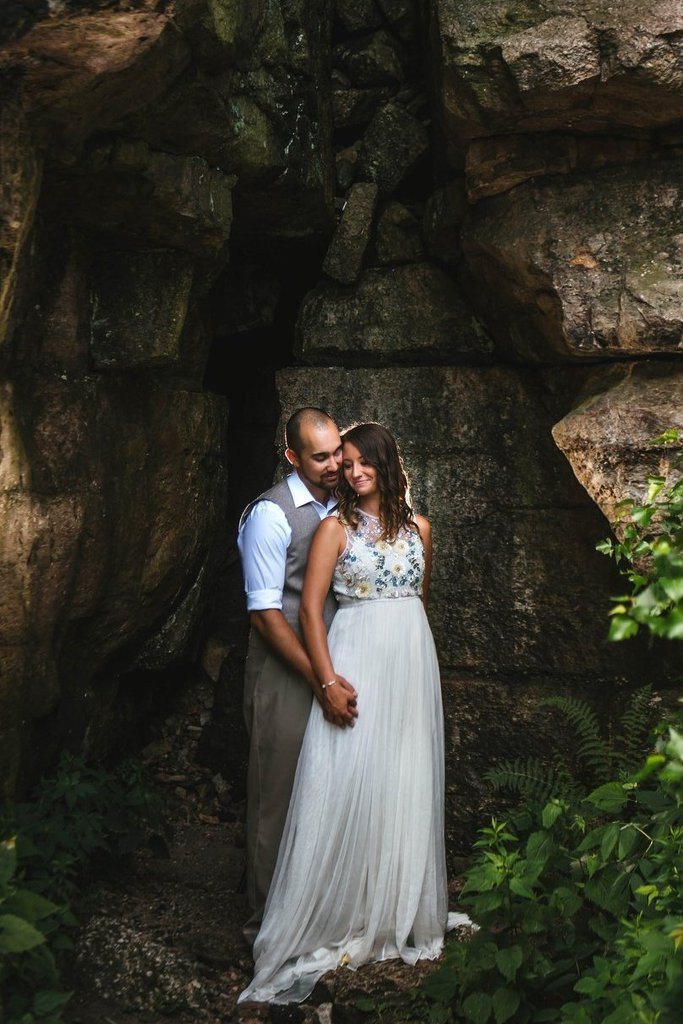 Sam's Point Preserve Adventure Wedding in Cragsmoor, New York