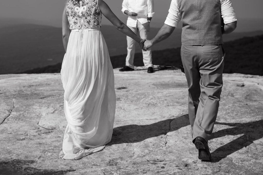 sam's point preserve cragsmoor new york elopement wedding