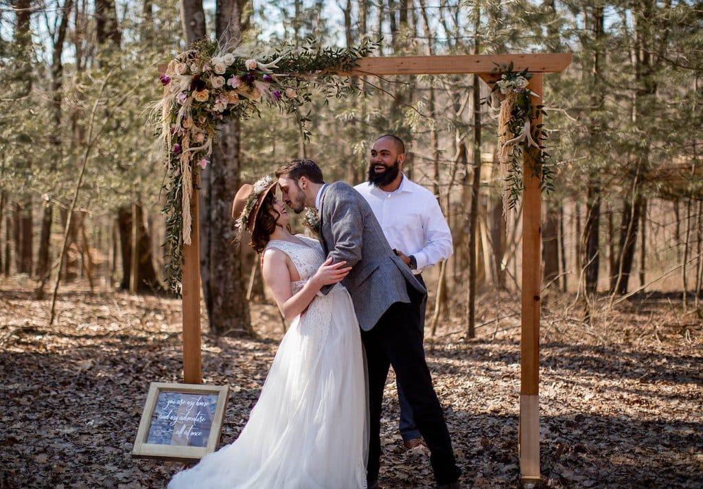 elopement ceremony near ohio
