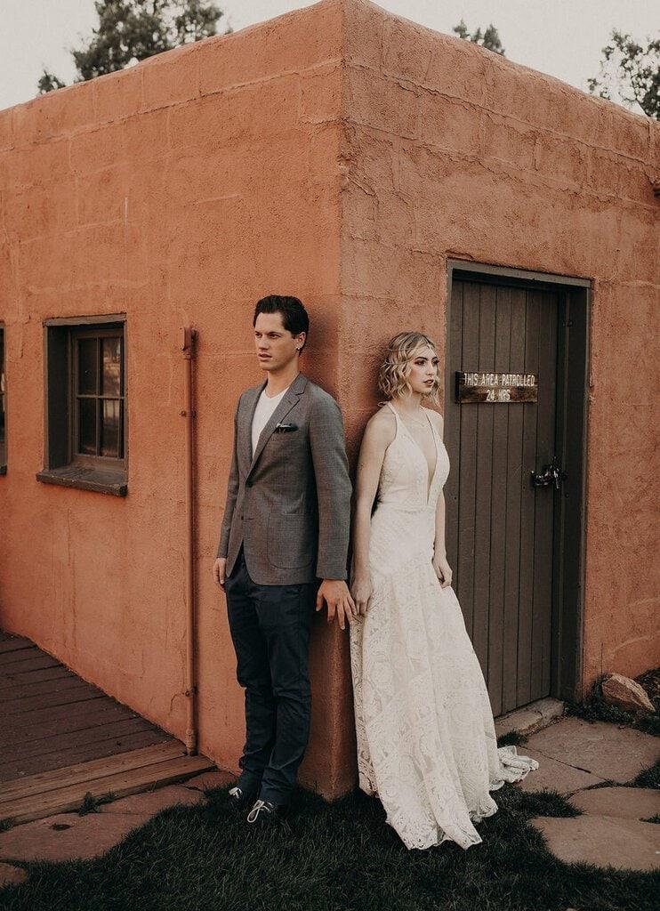 intimate wedding photography.