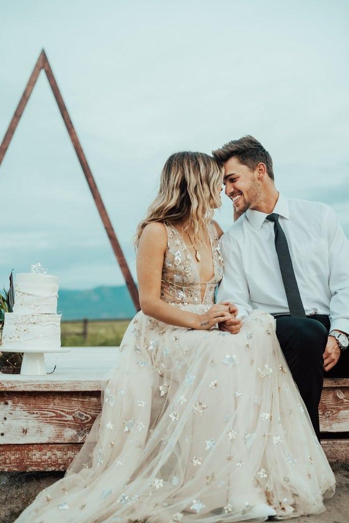 meadow Utah elopement inspiration