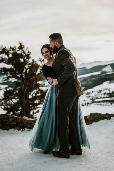 Intimate Sapphire Point Wedding in Breckenridge, Colorado