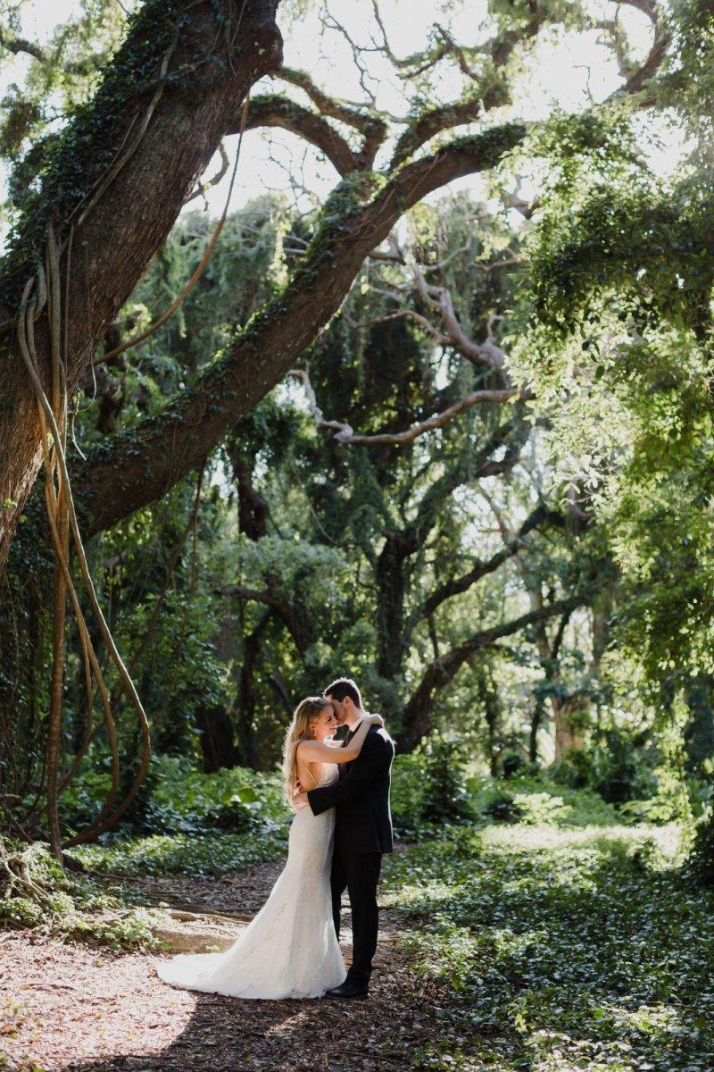 honolua bay kapalua ironwoods maui hawaii elopement beach wedding