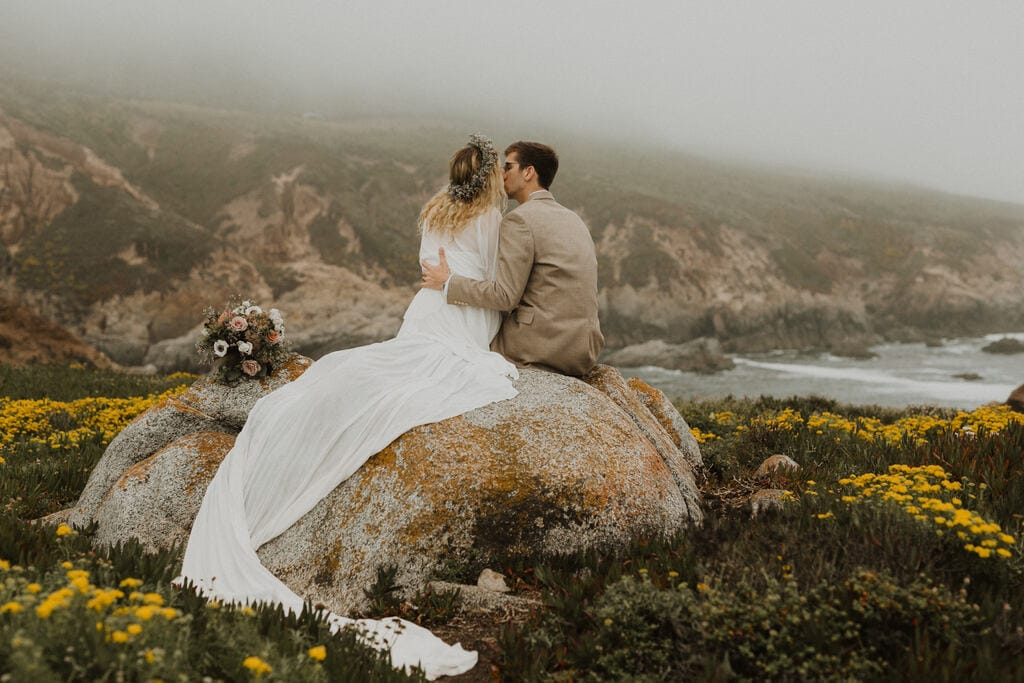 bride and groom photography in California.