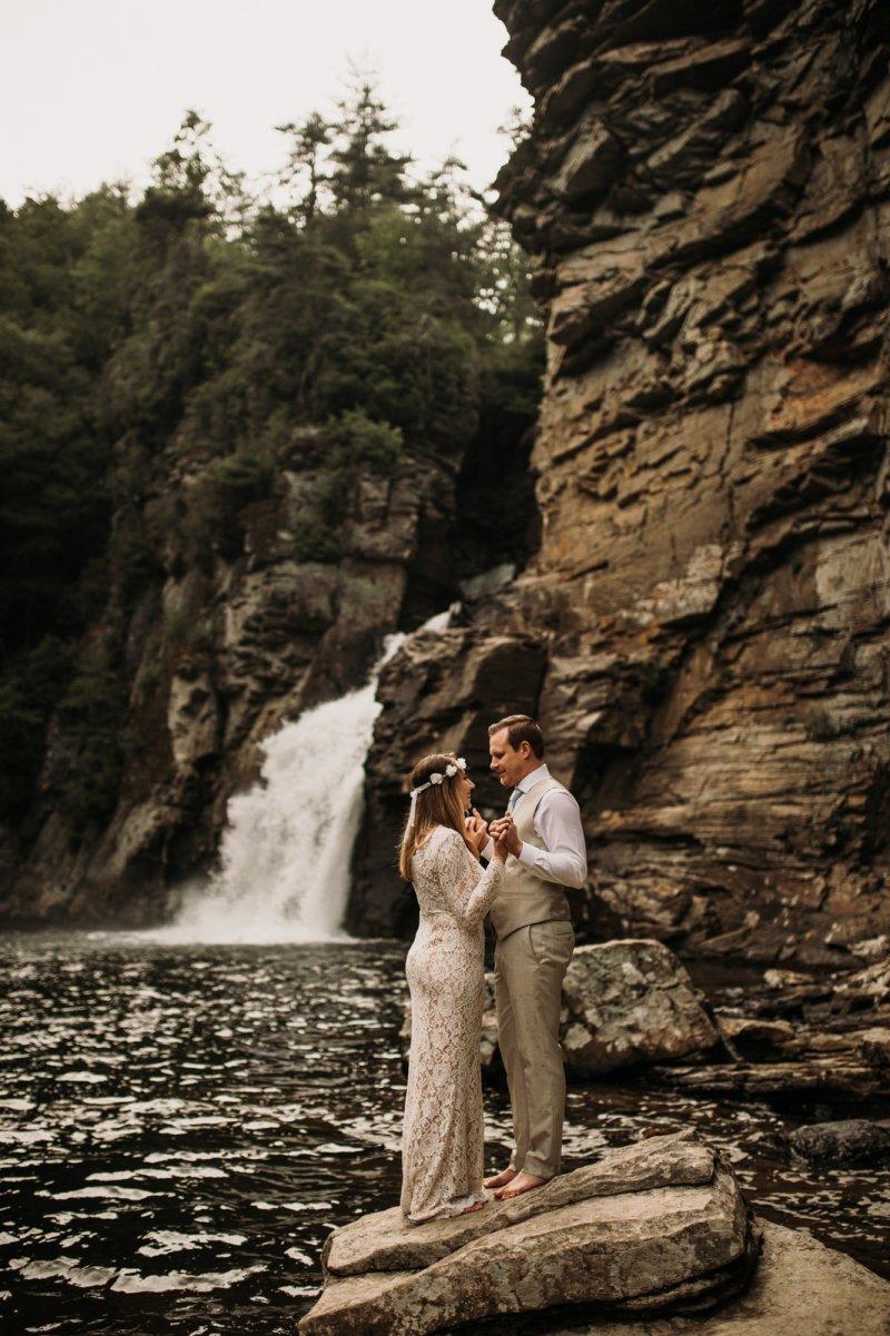 couple wedding photography in North Carolina.