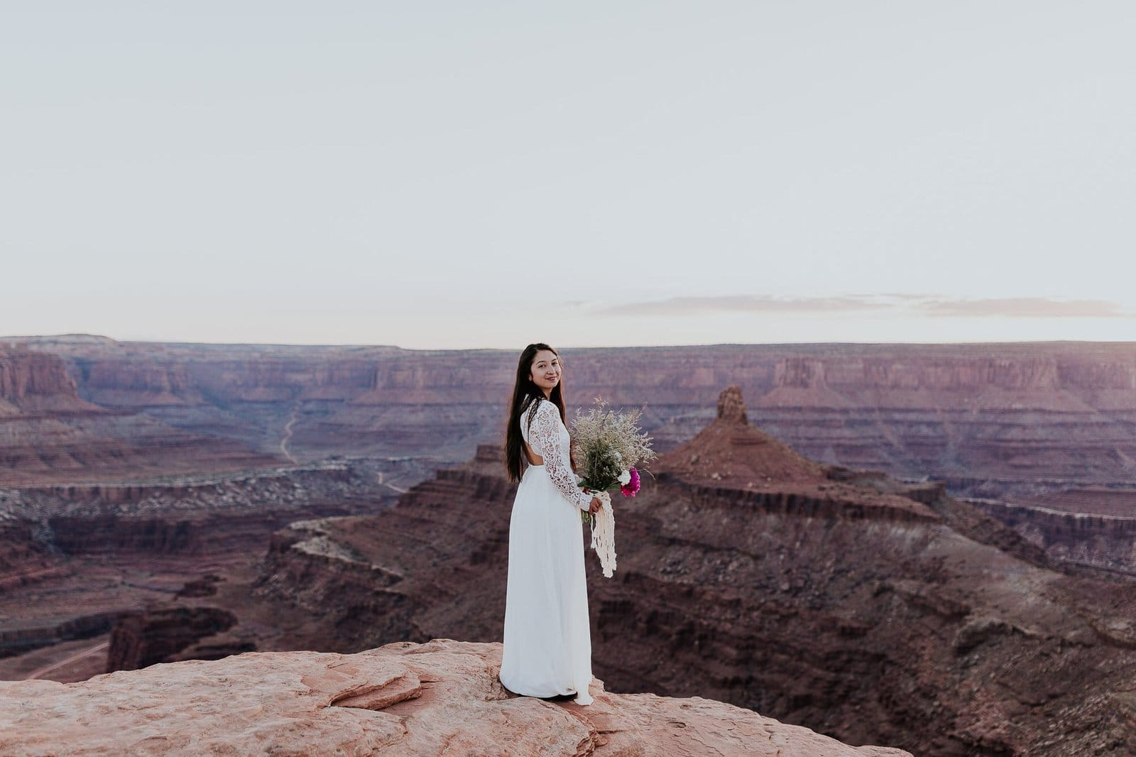 Bridal photography at Utah.