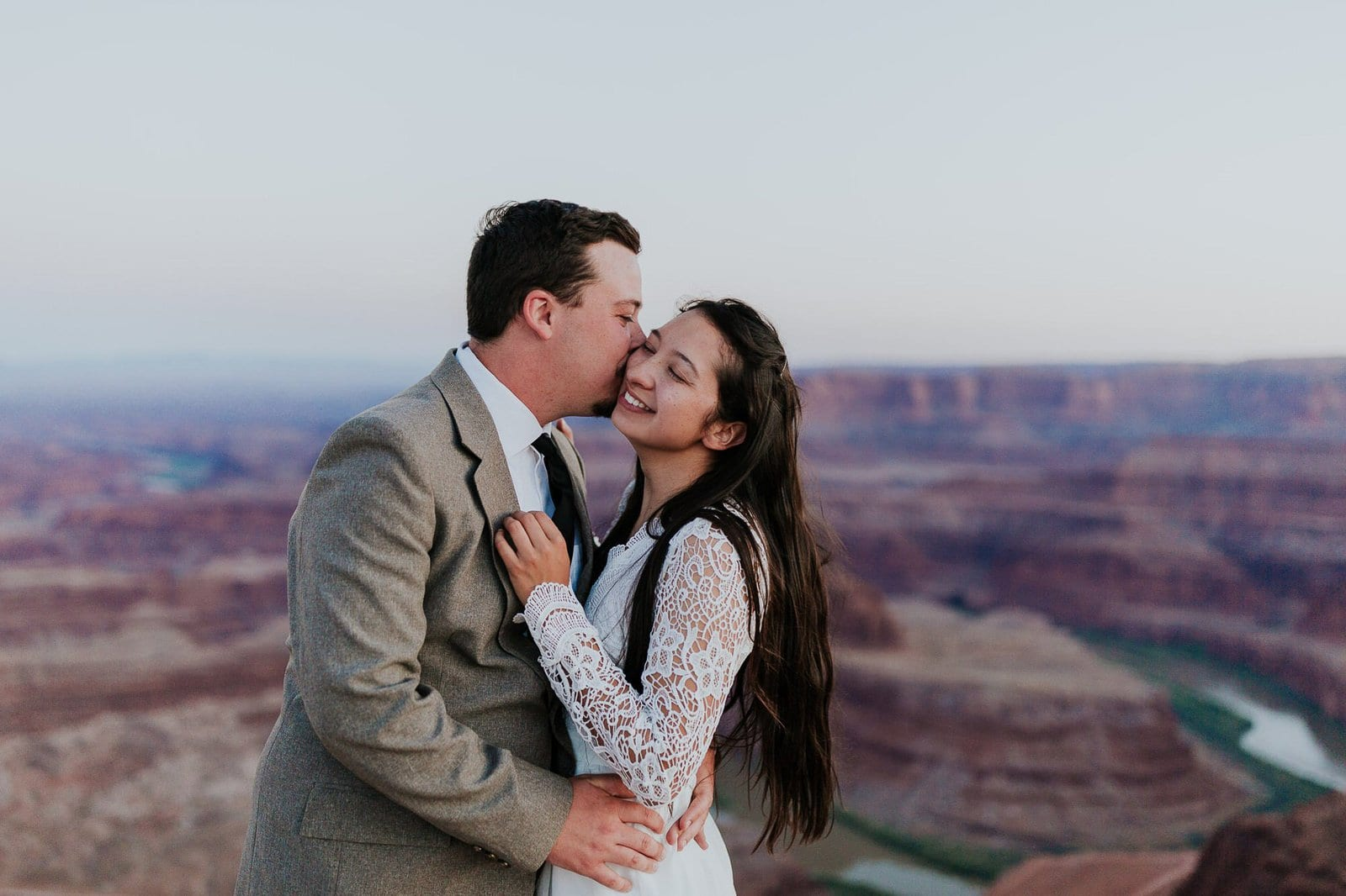 desert elopement photography.