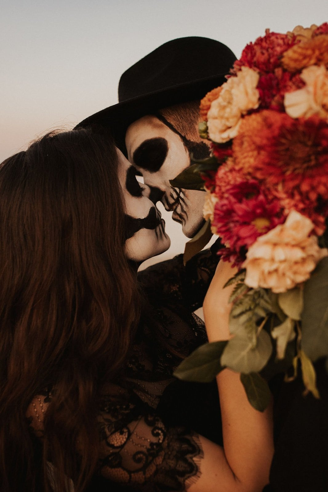 Couple session for Halloween.