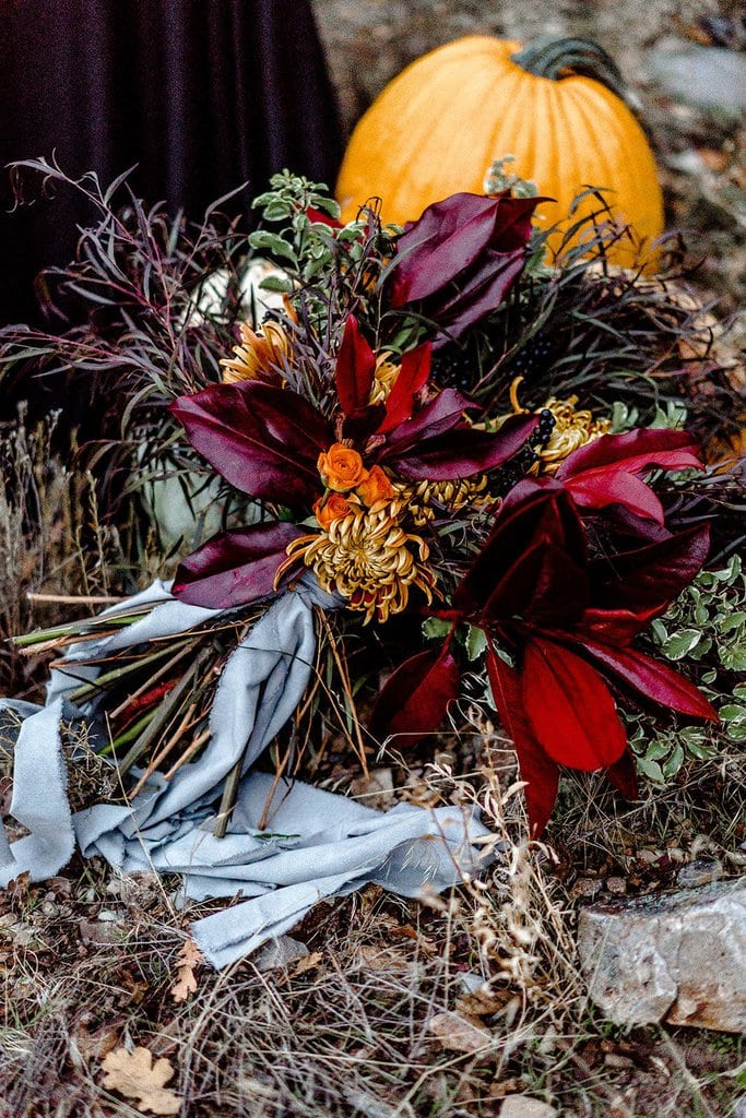October bouquet inspiration for Wedding.