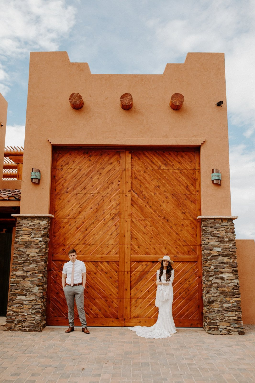 Bride and groom photography in Arizona.