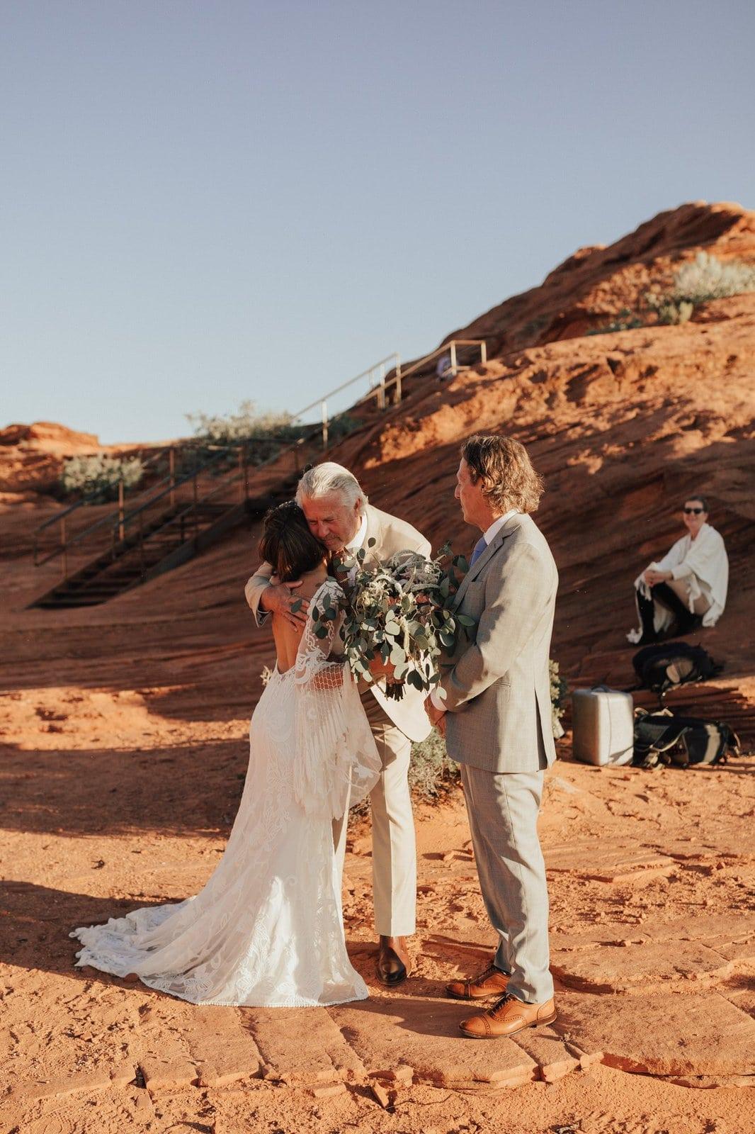 elopement photography in Arizona.
