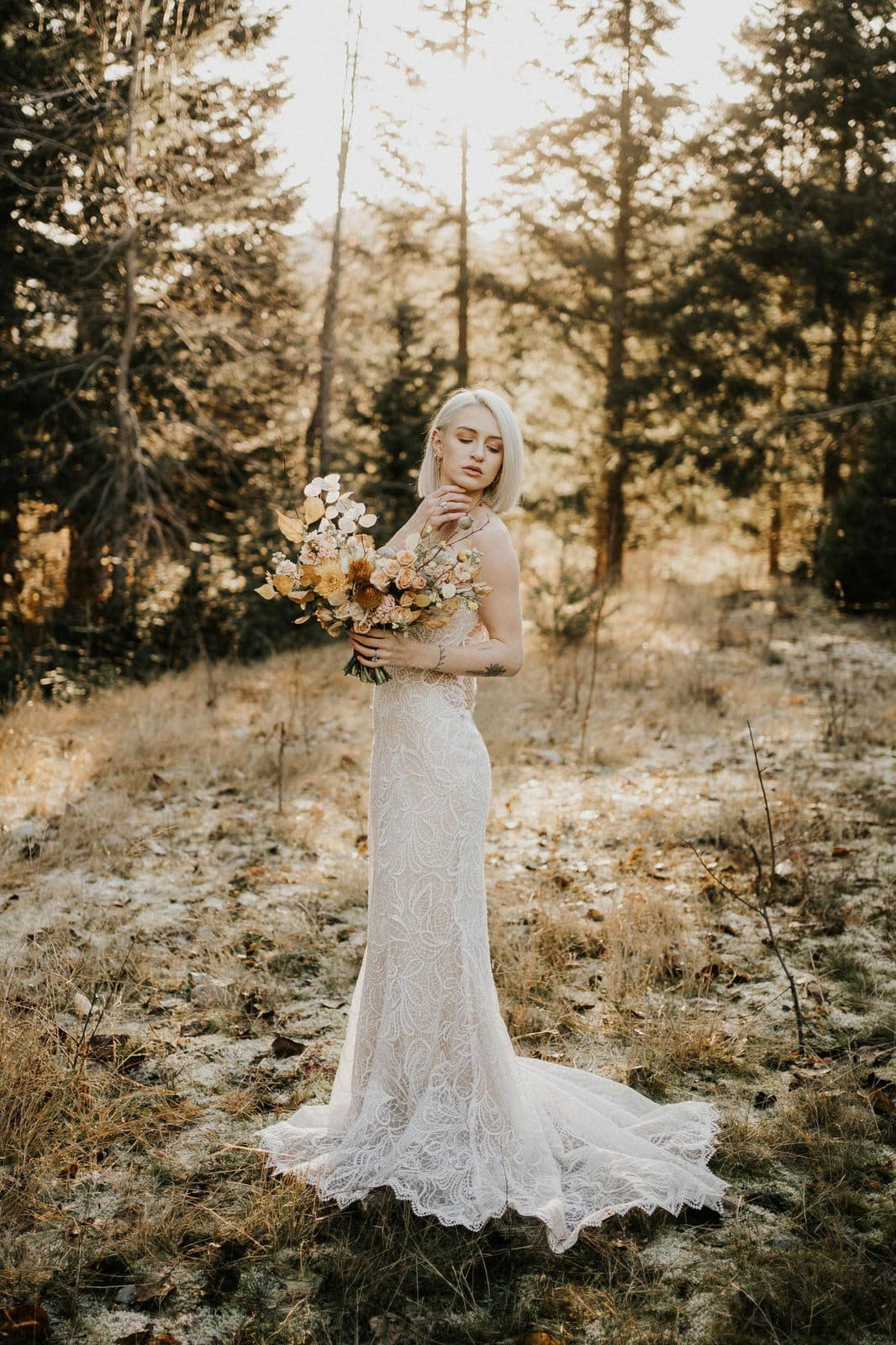 Bride photography for all who wander.