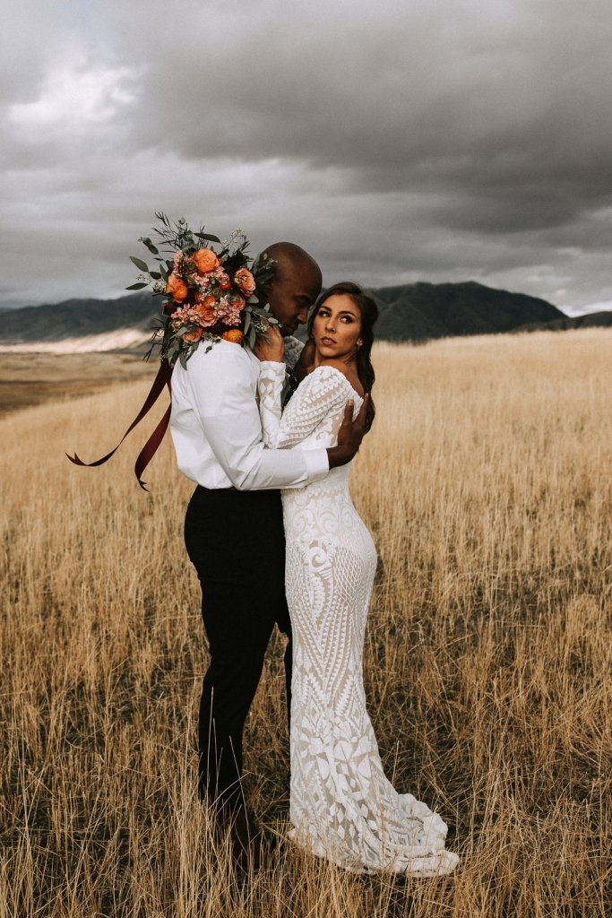 Wedding portrait inspiration.