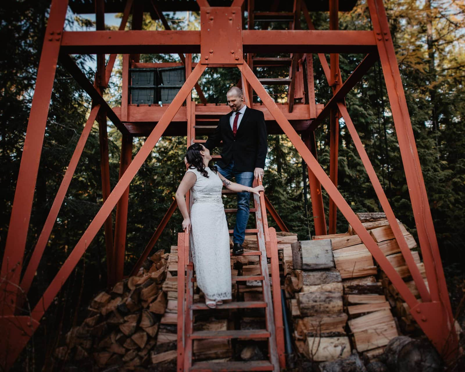 lookout point for elopement.
