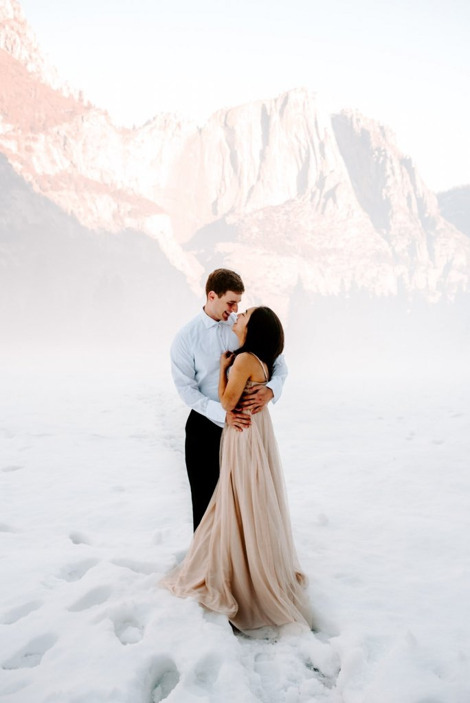 wedding photo ideas this winter.