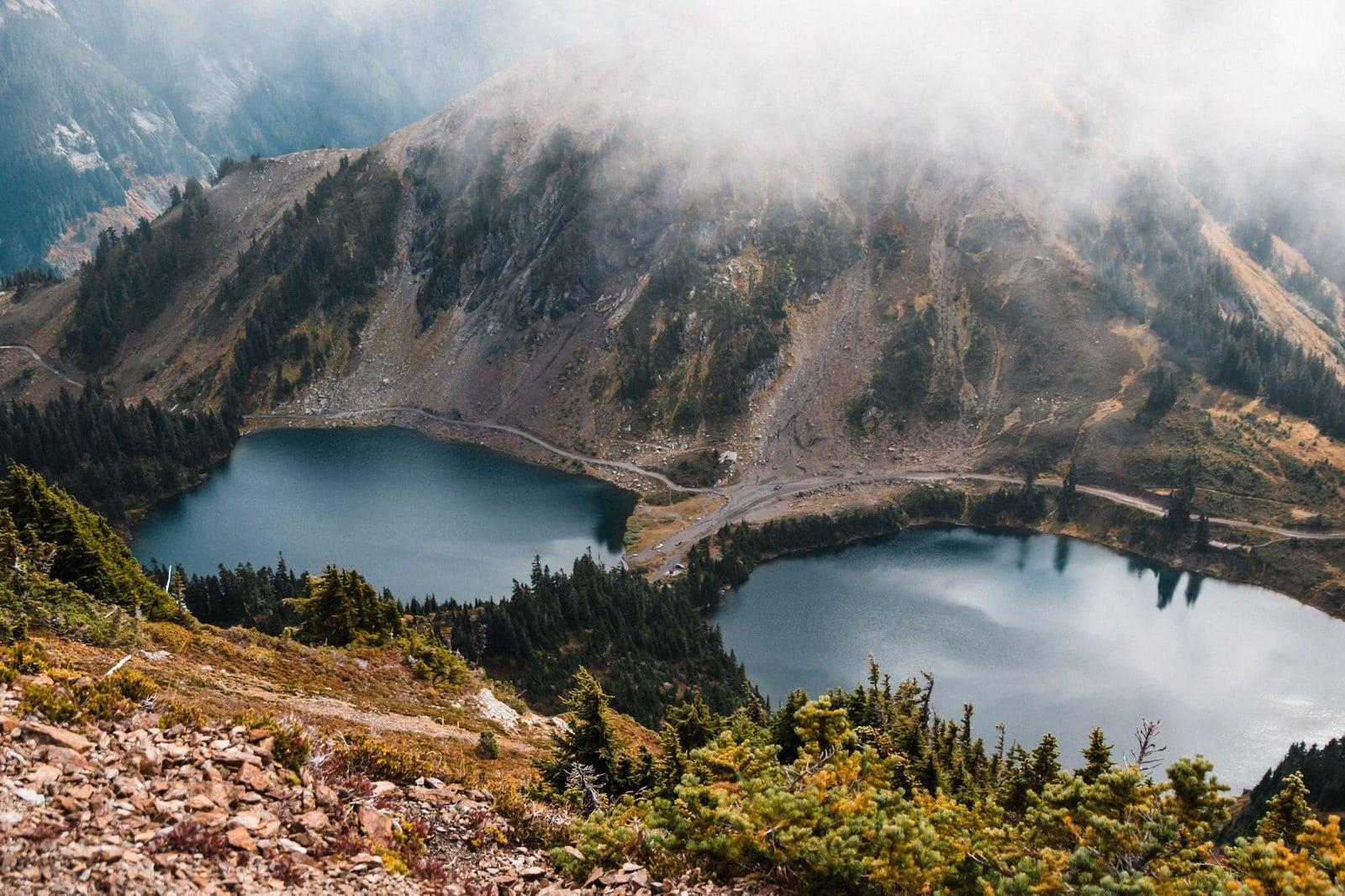 Mount Baker Wilderness photography.
