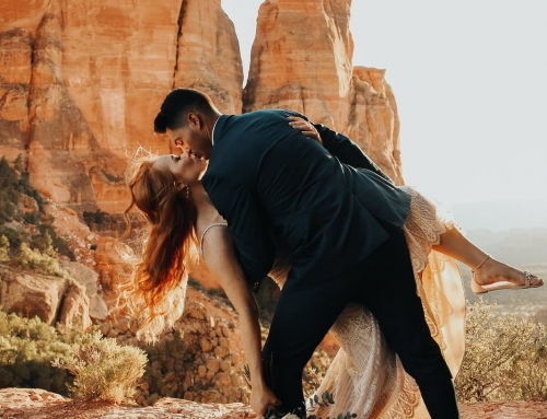 Emotional Sedona Red Rock Elopement