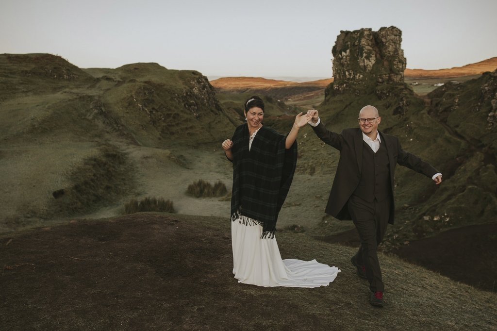 First dance in Iceland.