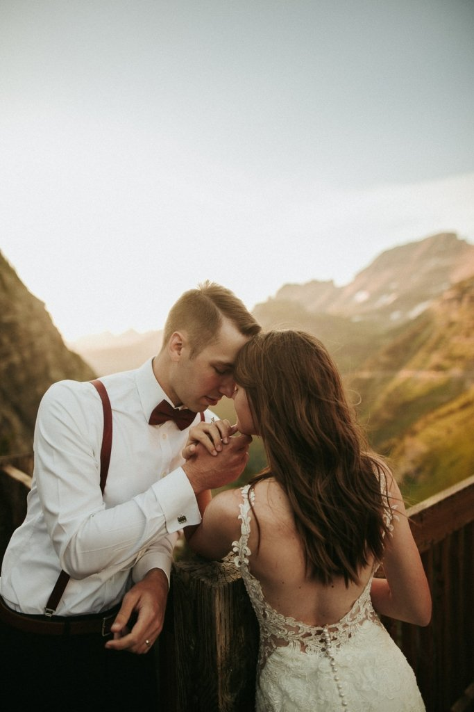 romantic portraits for bride and groom.