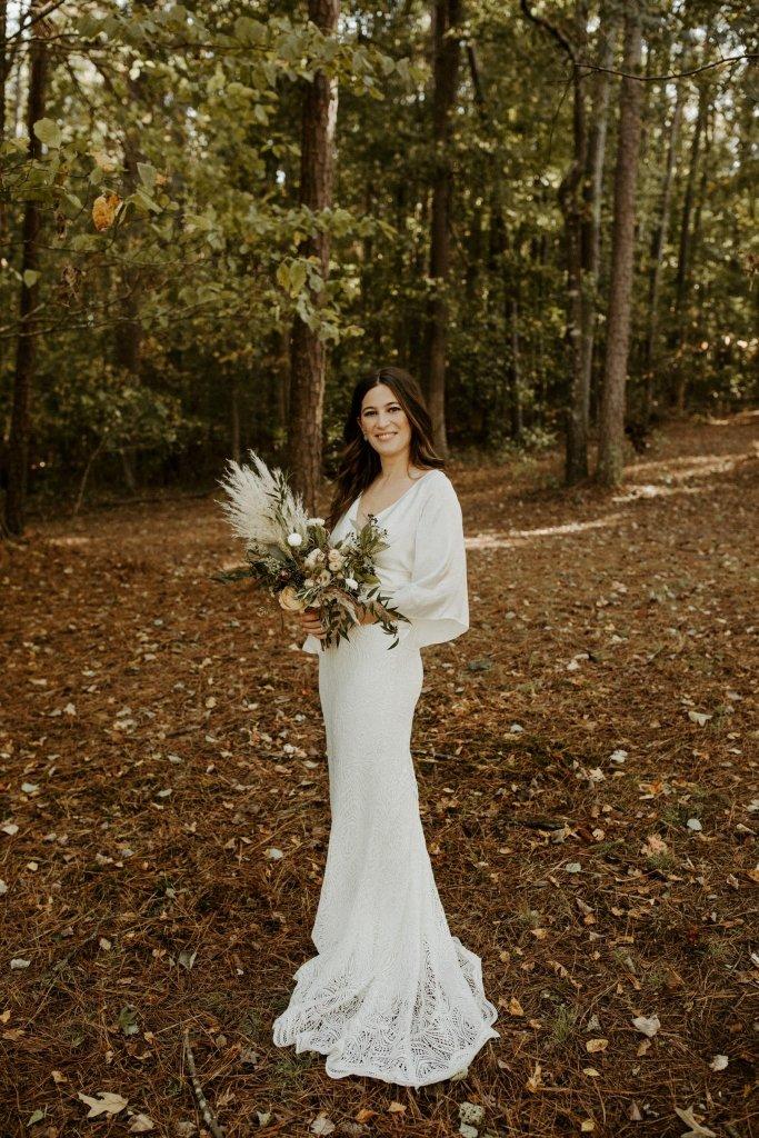 wedding dress for elopement