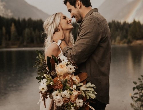 Elopement Styled Bohemian Wedding Session