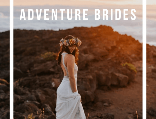10 Wedding Accessories for Adventure Brides