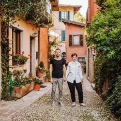 Lake Como Italy Couples Photos