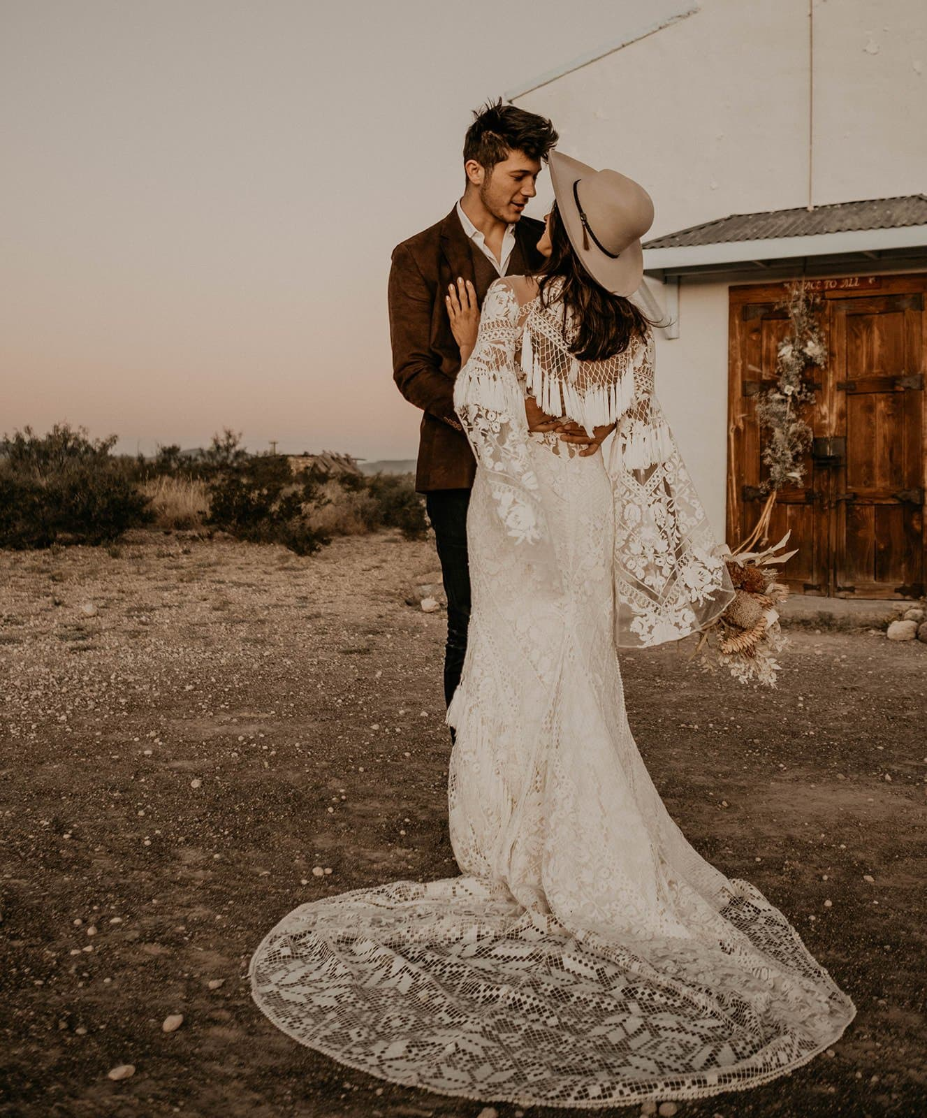elopement boho photography.