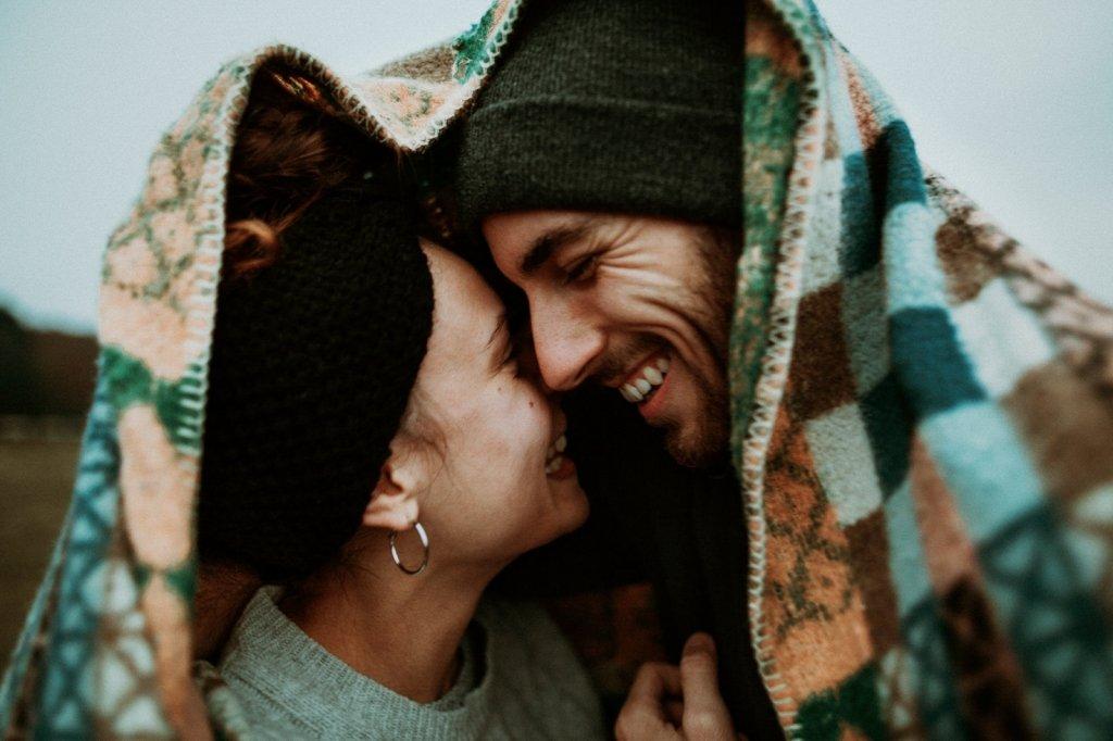 sweet engagement photos