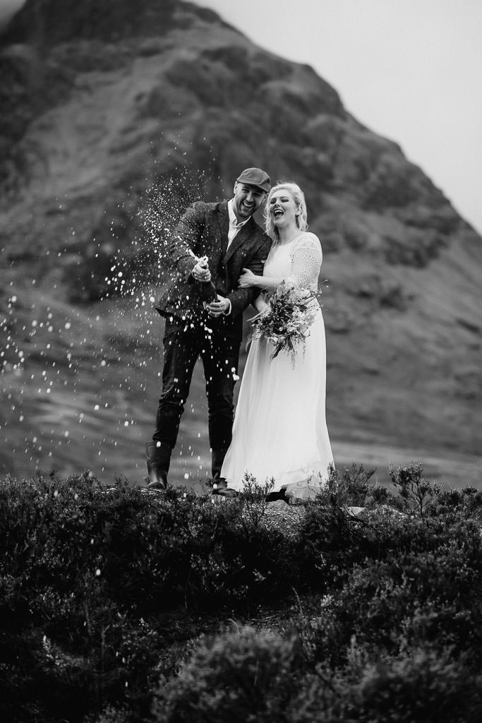 elopement celebration