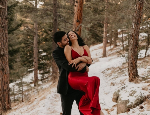 12 Winter Engagement Photos You'll Love