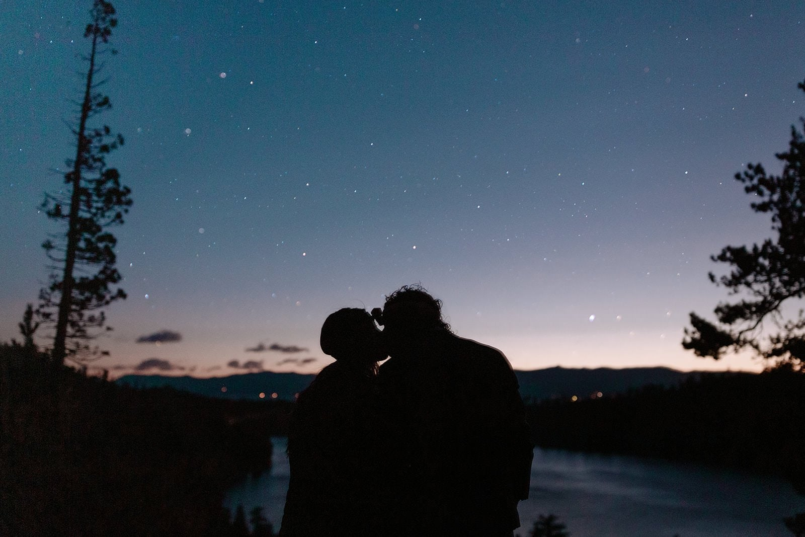 sunrise elopement adventure