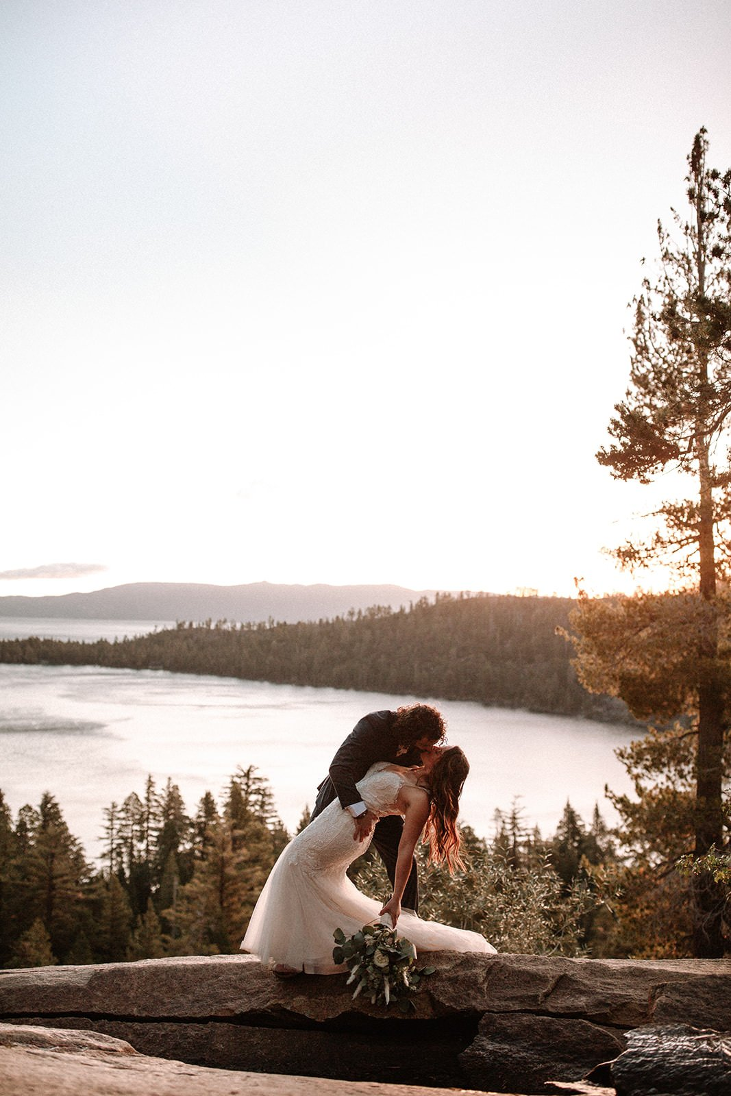 sunrise elopement ideas