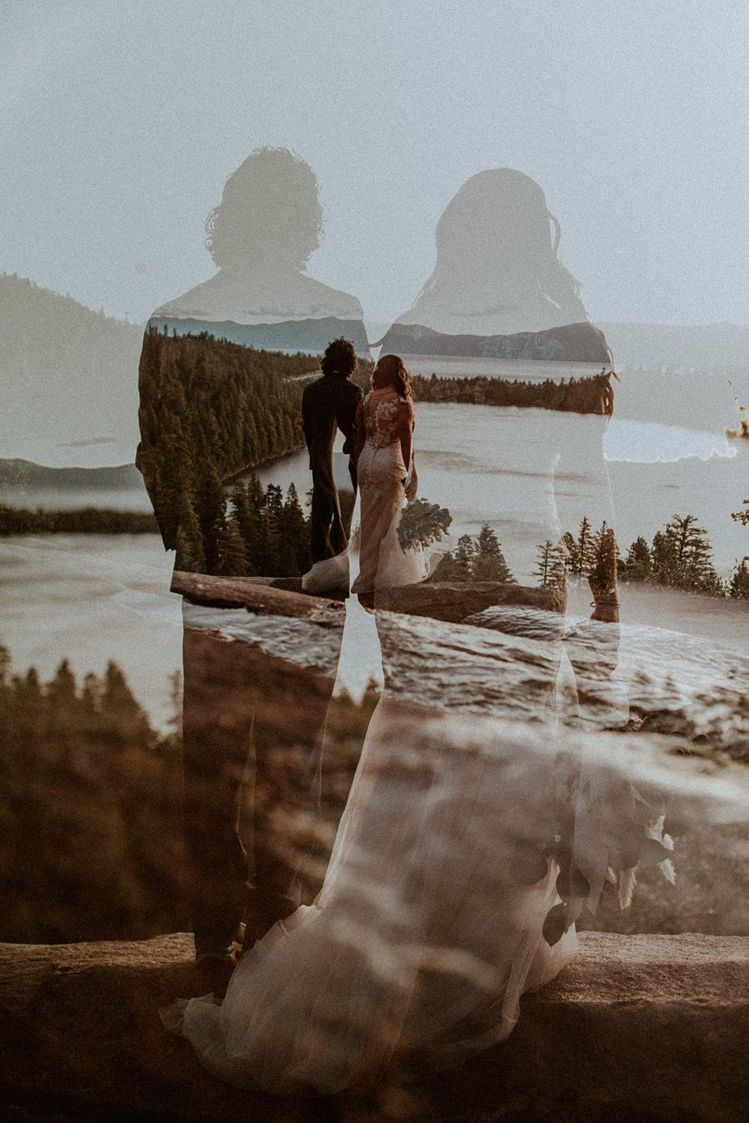 wedding hike edits