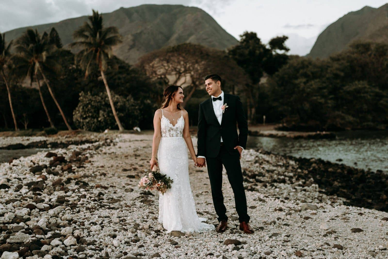 maui hawaii elopement package
