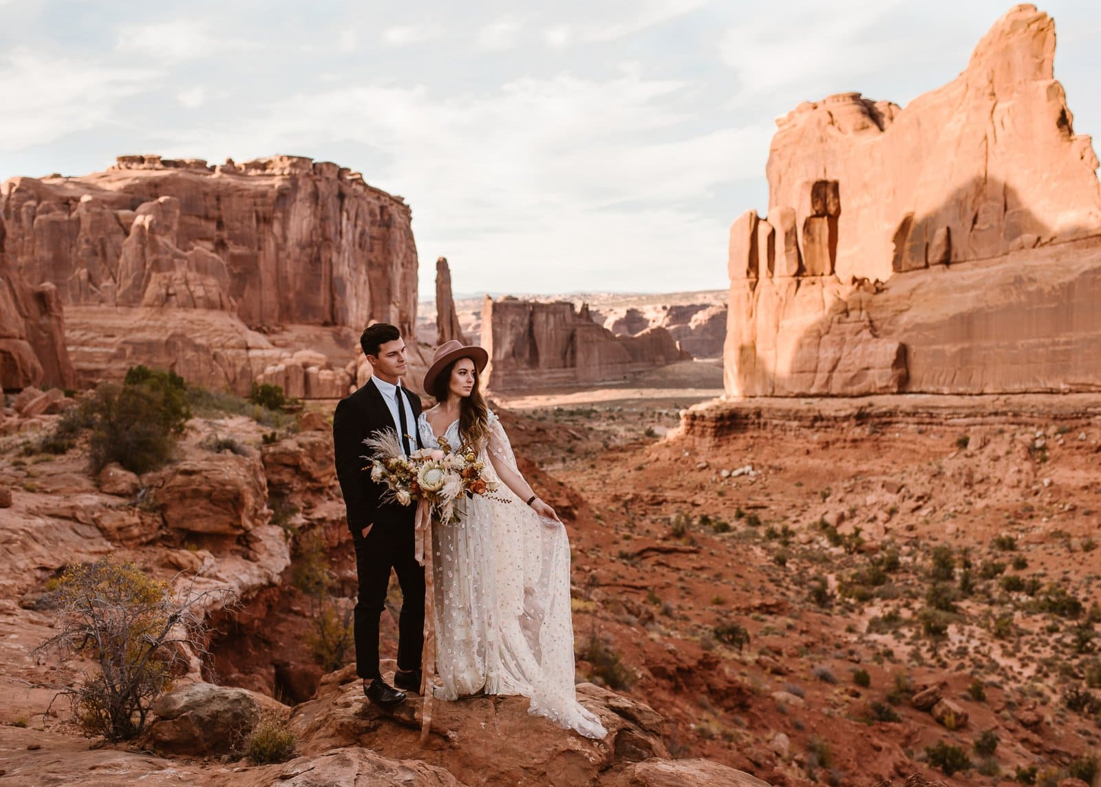 best places to elope in moab
