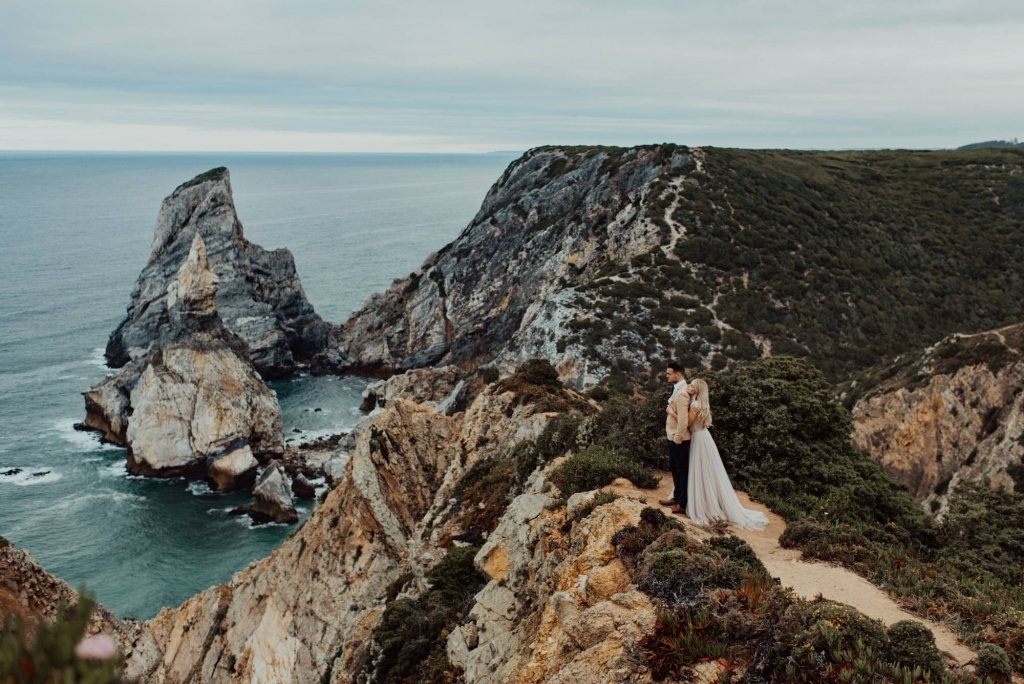 adventurous elopement view